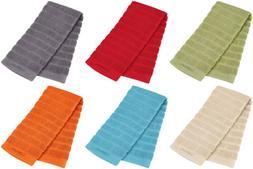 Cuisinart 100% Cotton Terry Super Absorbent Kitchen Towels,