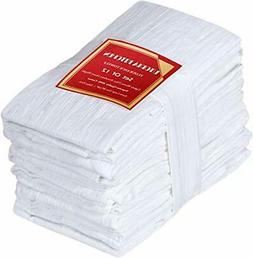 Utopia Kitchen 12 Pack Flour-Sack Towels - 100% Pure Ring Sp