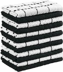 12 Pack Kitchen Towels,15x25 Inches Cotton Dish Towels,Tea T