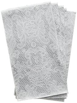 Paperproducts Designs 1411052 15-Pack Lace Royal Elegant Gue