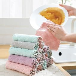 1pc <font><b>Kitchen</b></font> dish Cloth High-efficiency t