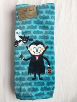 2 Halloween Kitchen Hand Dish Towels Gift Home, Nicole Mille