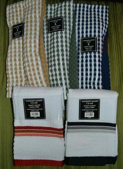 2 kitchen towels 100 percent cotton 16