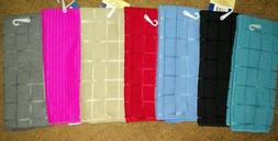 2 New Kitchen Towels Solid Colors You choose color Hand Towe