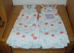 2 pc Kitchen Dish Towels Top Quality Spring Easter 16.5 x 26
