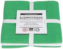 Now Designs 2222614aa Floursack Kitchen Towels, Set of Three