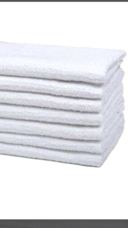 12 Pcs Kitchen Bar Mop Cleaning Terry Towels 16x19 inches. 1