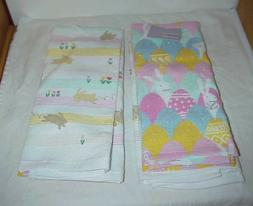 2pc Kitchen Dish Towels Top Quality Spring Easter 16.5 x 26