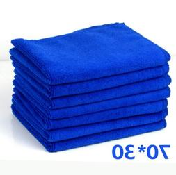 2Pcs Microfiber <font><b>Towel</b></font> Cleaning Cloth 70*