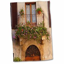 3D Rose Home in Piezna Tuscany-Italy-Eu16 Bjn0086-Brian Jann