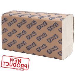 "4000 Sheets Multi Fold Paper Towels 9.5"" x 9.1"" Safe Commerc"