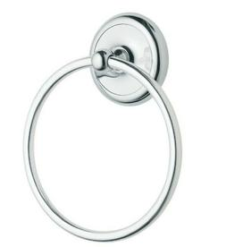 Moen 5386CH Yorkshire Towel Ring, Chrome