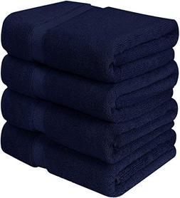 Utopia Towels Premium Bath Towels  100% Ring-Spun Cotton Tow