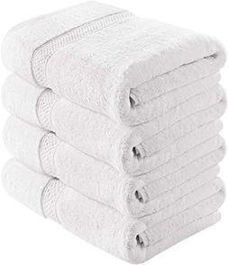 Utopia Towels 700 GSM Premium Bath Towels -  - 100% Ring-Spu