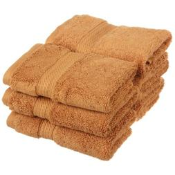 Superior 900 GSM Luxury Bathroom Face Towels, Made of 100% P