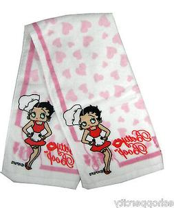 Betty Boop  Kitchen Towel New Design