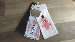 Cactus Queen Kitchen Towels  - by Royal Accents - 100% cotto
