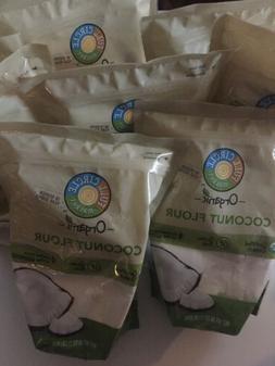 Full Circle Organic Coconut Flour QTY  1 lb bags = 8 lbs