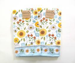 Kay Dee Designs GARDEN BEE Cotton Terry Towel