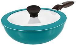 Neoflam Midas Plus 3-piece Ceramic Nonstick Chef's Pan with