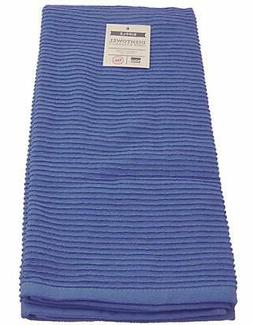 Now Designs Ripple Turkish Cotton Towel - Royal Blue
