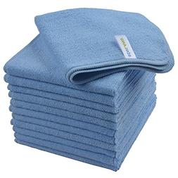 Sinland Absorbent Microfiber Dish Cloth Kitchen Streak Free
