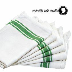 Aunti Em's Kitchen Dish Towels Flour Sack Vintage Design 6 c