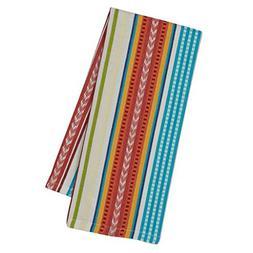 Design Imports Baja Cantina Cotton Southwest Table Linens, D