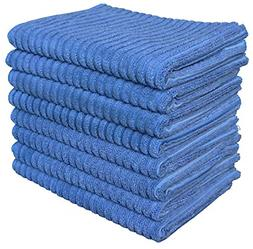 Gryeer Bamboo and Microfiber Kitchen Towels - Super Absorben