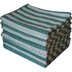 Gryeer Bamboo and Microfiber Kitchen Towels, Super Soft, Abs