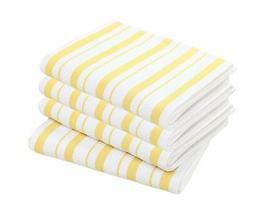 Basket Weave Kitchen Towels Cotton Oversized Modern Clean St