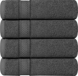 Bath Towels Cotton Towel Set 27x54 Inches 700 GSM Absorbent