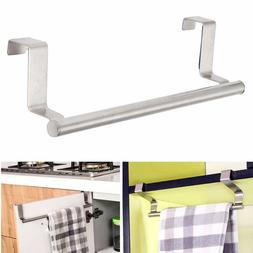 Bathroom Scarf Hanger Door Kitchen Towel Over Holder Drawer
