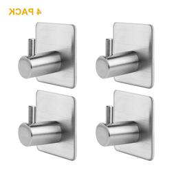 Bathroom Towel Hook Shower Kitchen Strong Adhesive Easy Inst