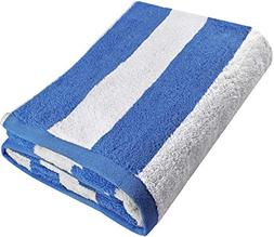 Utopia Towels Cabana Stripe Beach Towel - Large Pool Towel -
