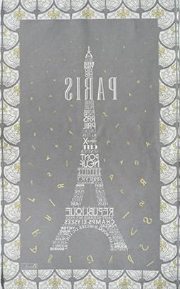 Beauville, Lutece  French Kitchen / Tea Towel, Silk Screen H