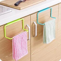 Binmer Towel Rack Hanging Holder Organizer Bathroom Kitchen