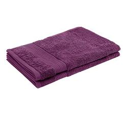 """Bliss Luxury Combed Cotton 2 PK Hand Towel - 20"""" x 30"""" E"""