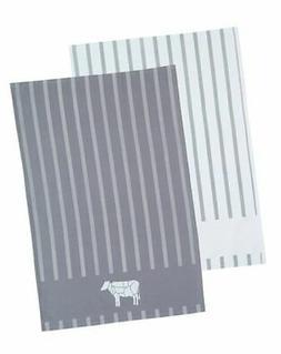 - Kitchen Craft Butchers Boy Cotton Tea Towels, Set of 2