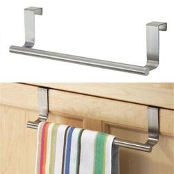 Cabinet Hanger Over Door Kitchen Bath Towel Holder Drawer Ho