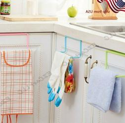 Cabinet Hanger Over Door Kitchen Towel Holder Drawer Hook St