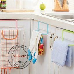 Cabinet Hanger Over Door Kitchen Towel Holder Drawer Hook St