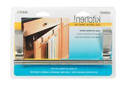 "Interdesign Cabinet Towel Bar Cabinet Stainless Steel 9-1/4"""