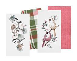 C&F Home Christmas Birds  Kitchen Flour Sack Kitchen Towel S