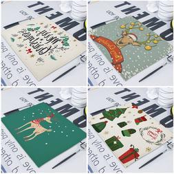 Christmas Table Napkins 42X32 Cloth Mat Tea Towels <font><b>