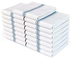 Classic Kitchen Towels,15-Pack, 100% Natural Cotton,14 x 25