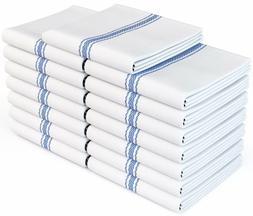 zeppoli classic white kitchen towels 100 percent