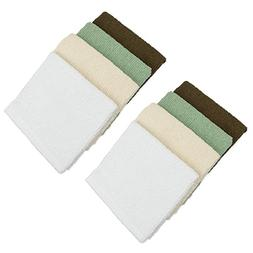DII 100% Cotton, Machine Washable, Ultra Absorbent, Everyday