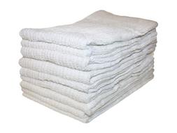 "Cotton Bar Mop Cleaning Terrycloths, 16x19"", Set of 9, Absor"