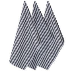 DII Cotton Decorative Farmhouse Chic Geometric Dish Towels O